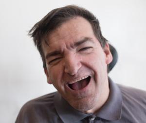 image of Larry Biondi, smiling. White man with dark hair.